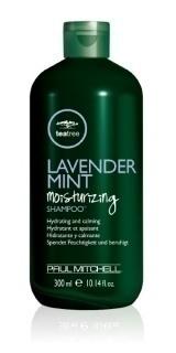 Lavender Mint Moisturizing Shampoo 300ml (Шампунь увлажняющий с лавандой и  мятой)